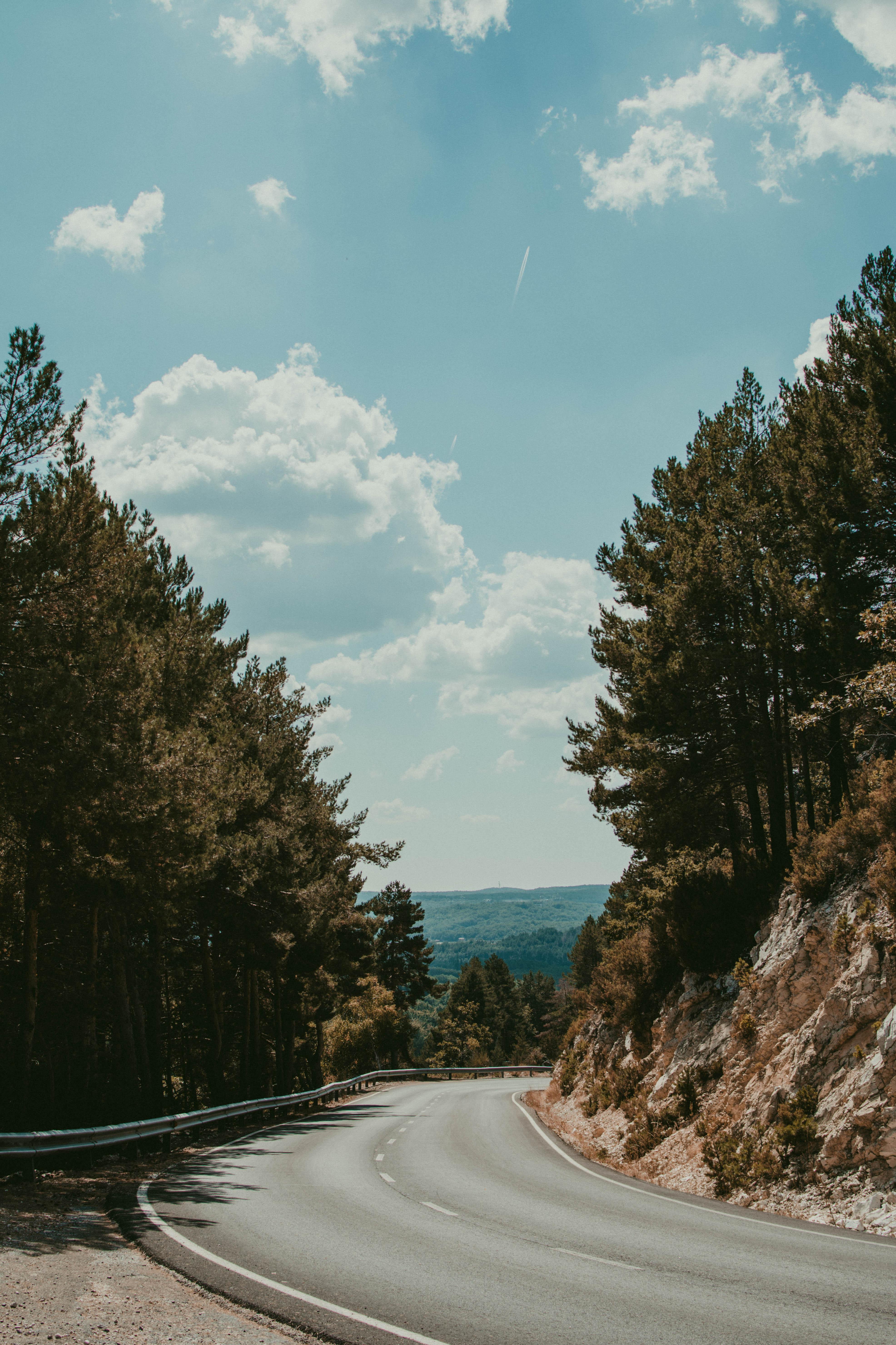Paisaje ruta IV - Cascada de Mazobre