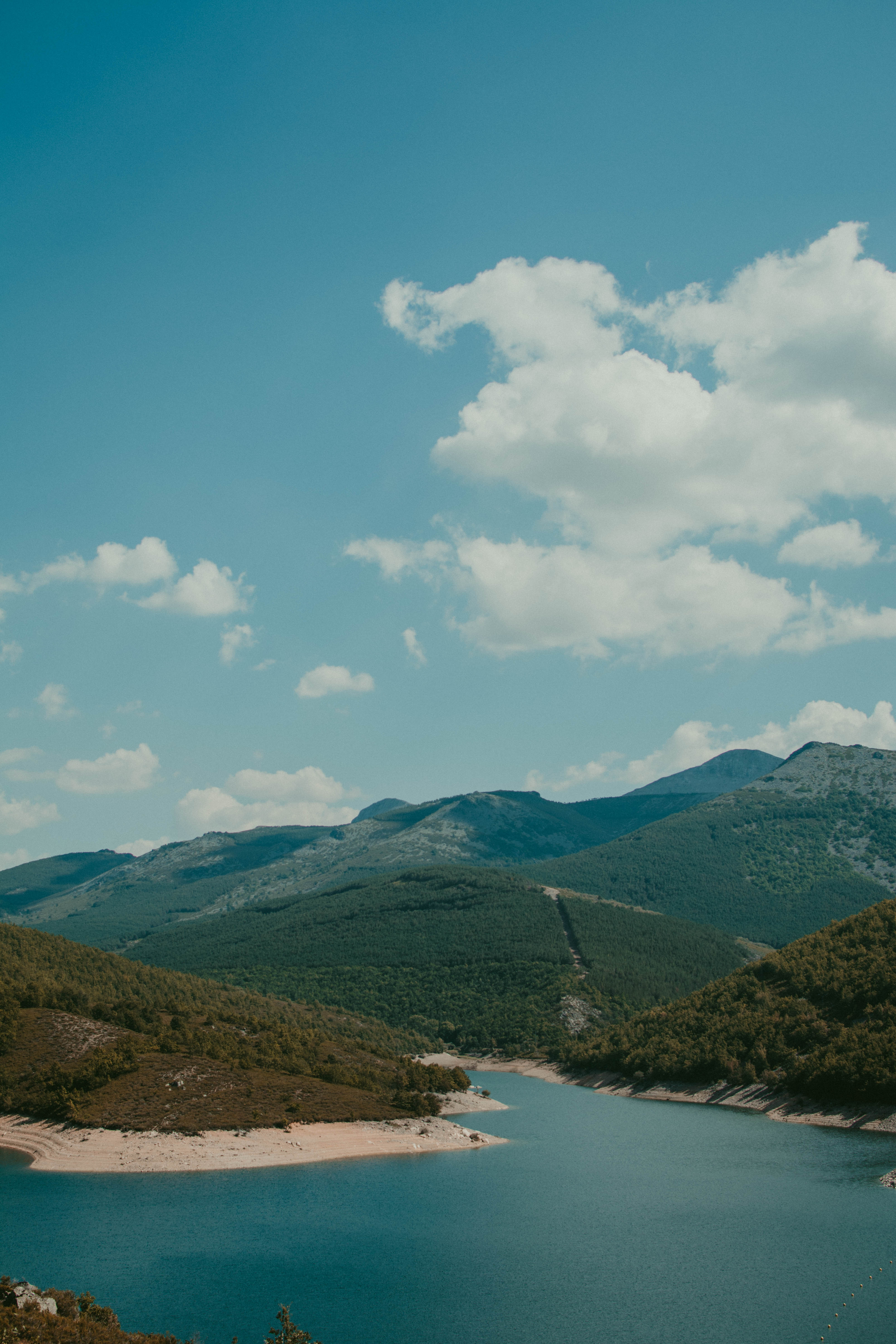 Paisaje ruta II - Cascada de Mazobre